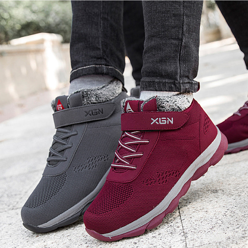 Women's Winter Warm Walking Sneakers