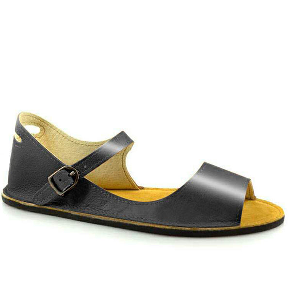 Simple Solid Color Flat Sandals