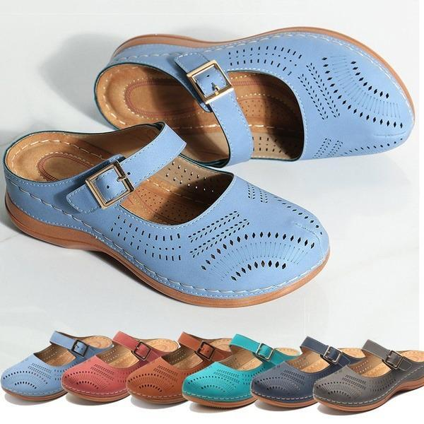 Women Non-slip Comfortable Breathable Casual Sandals