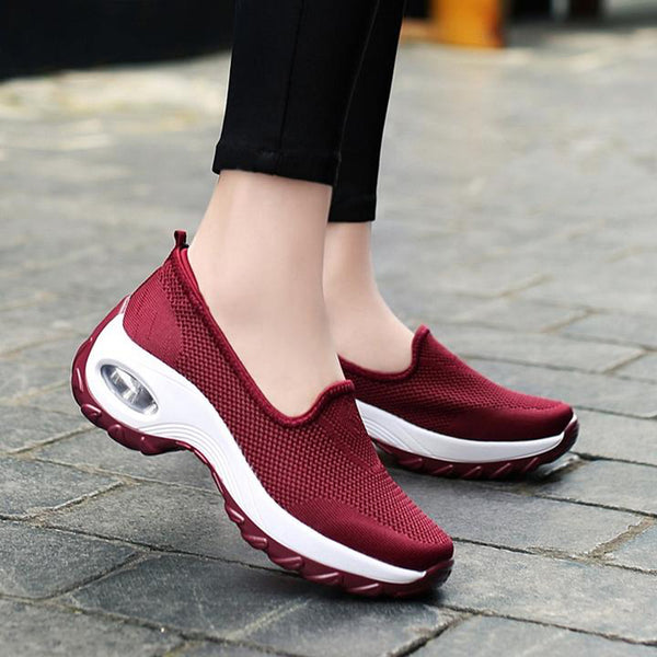 Women's Casual Comfy Walking Shoes