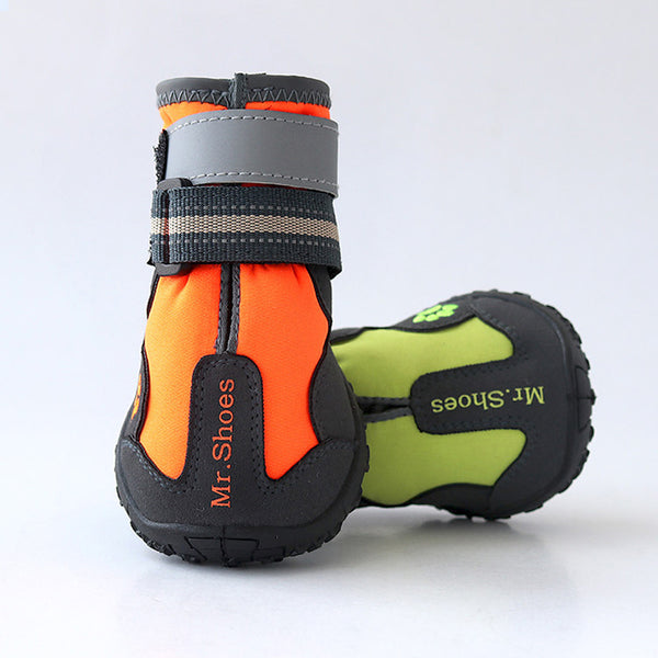 Mountain Wearable For Pets Secure Dog Boots