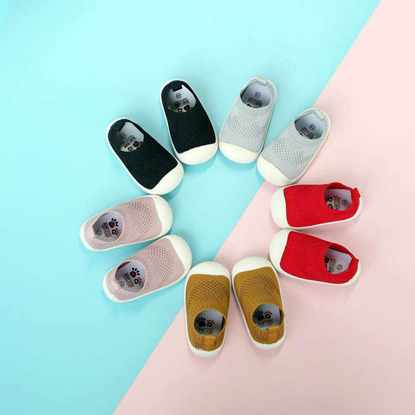 Baby Comfortable Slip-On Shoes