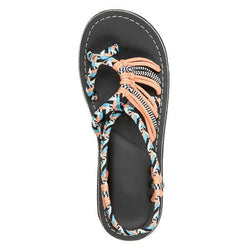 Fashion Casual Lace-up Beach Sandals