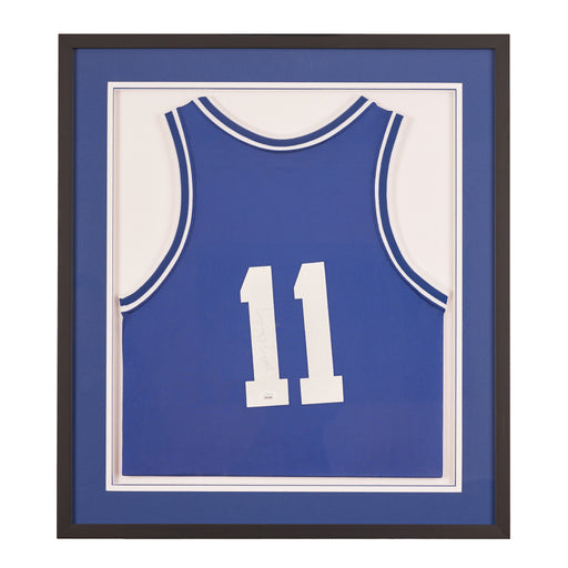 Bobby Hurley autographed Duke jersey