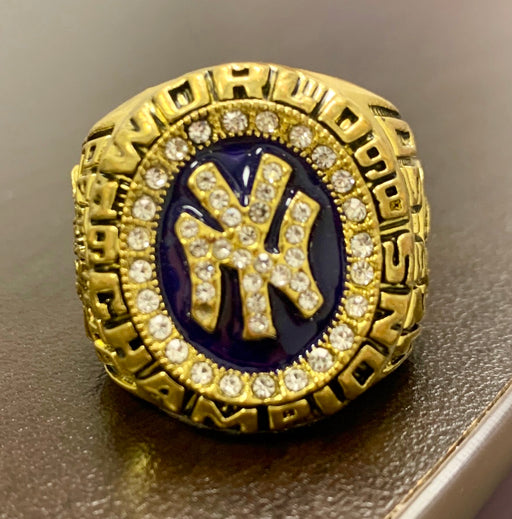 Yankee World Series Replica Ring 1998