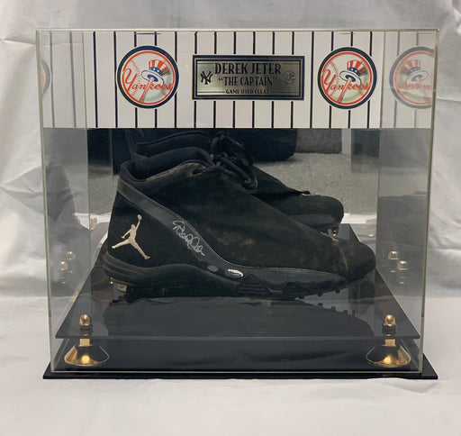 Derek Jeter Game Worn Autographed Cleat