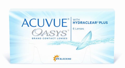Acuvue OASYS BC 8,8 12er Box
