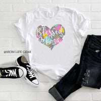 Blessed Mama - T-shirt