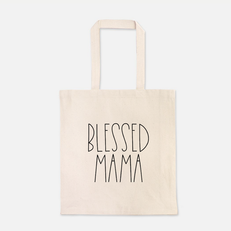 Blessed Mama - Tote Bag