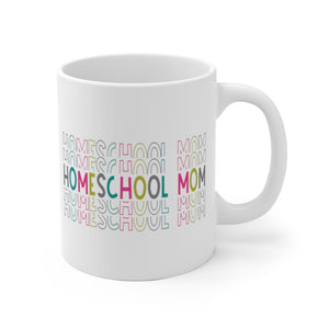Homeschool Mom - Mug
