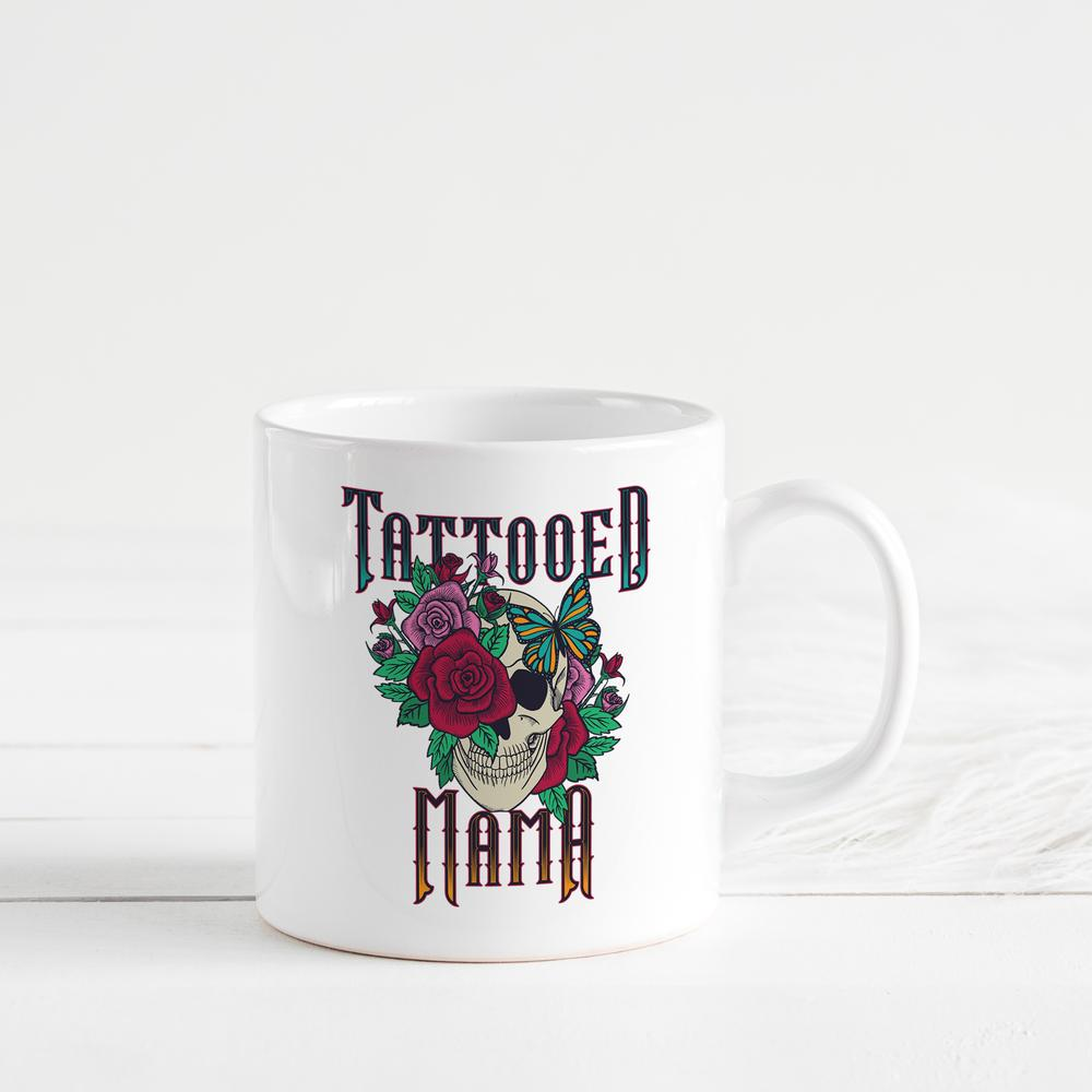 Tattooed Mama - Mug