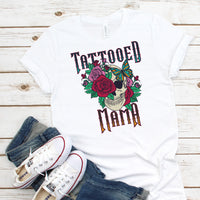 Tattooed Mama - T-shirt