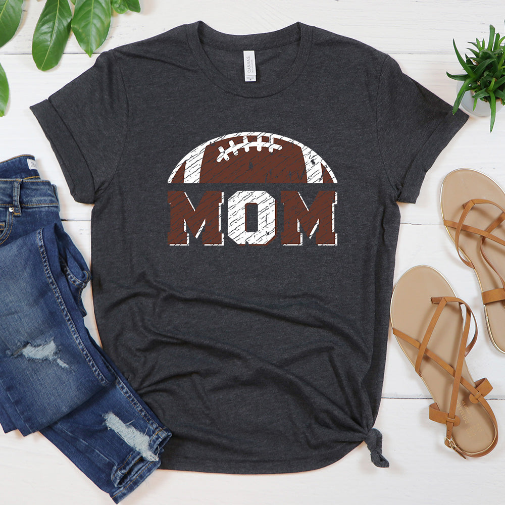 Football Mom - T-Shirt