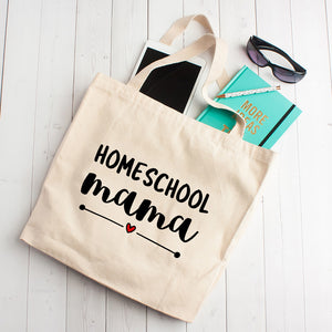 Homeschool Mama - Tote bag