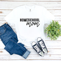 Homeschool Mom - T-shirt