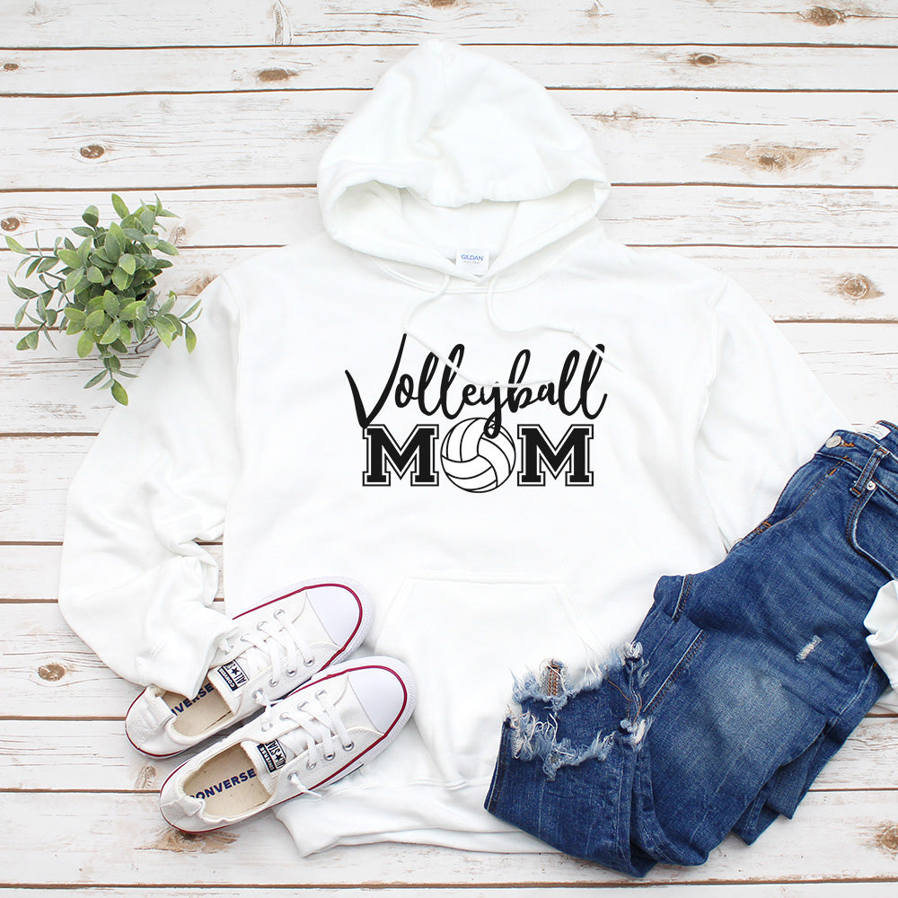 Volleyball Mom - Hoodie