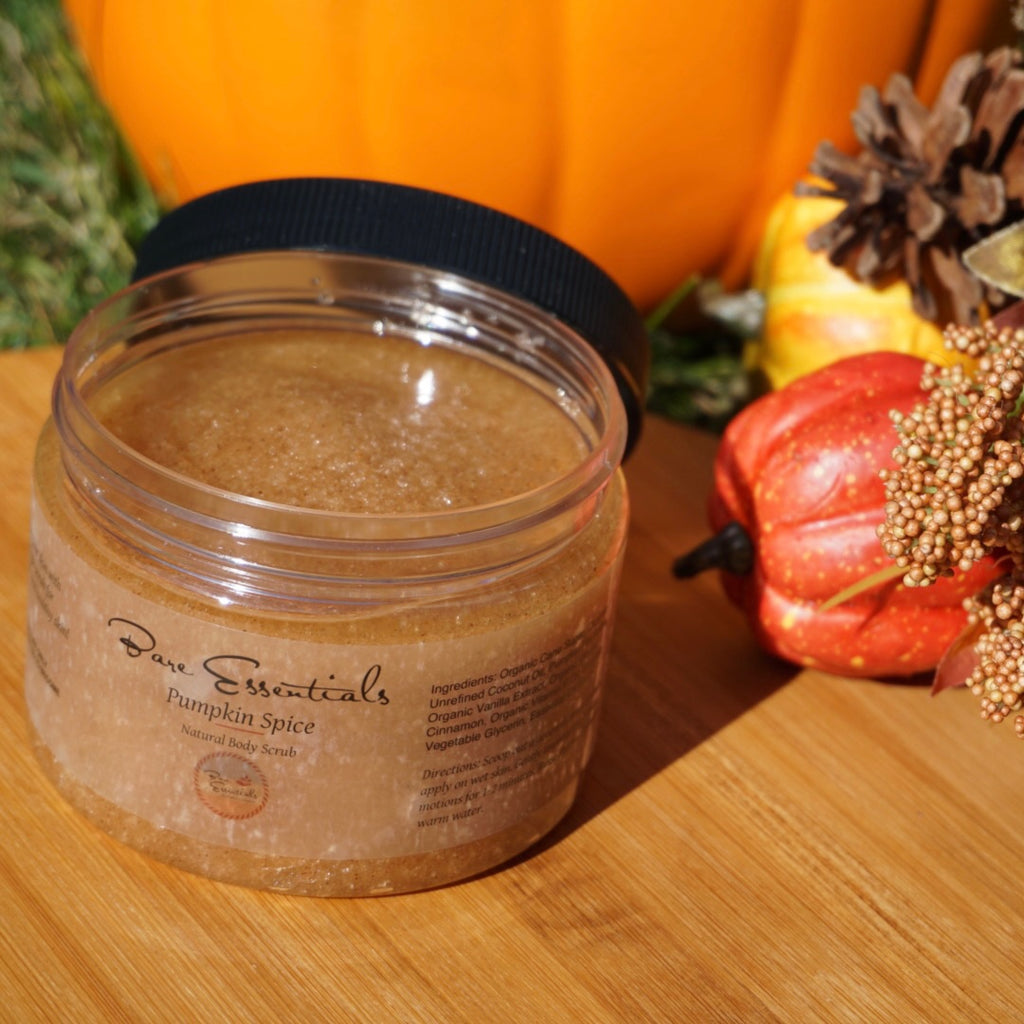 Pumpkin Spice Body Scrub (Seasonal)
