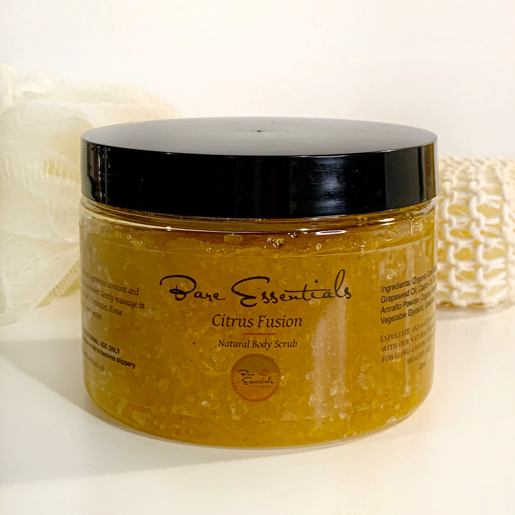 Citrus Fusion Body Scrub