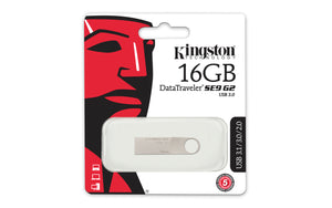 DTSE9G2/16GB - Pen Drive de 16GB USB 3.0 Data Traveler Série SE9 G2