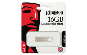 DTSE9H/16GBZ - Pen Drive de 16GB USB 2.0 Data Traveler Série SE9