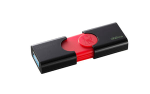 DT106/32GB - Pen Drive de 32GB USB 3.0 Data Traveler Série 106