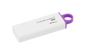 DTIG4/64GB - Pen Drive de 64GB USB 3.0 Data Traveler Série G4