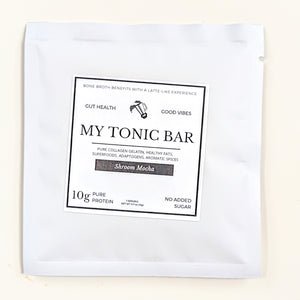 My Tonic Bar Shroom Mocha