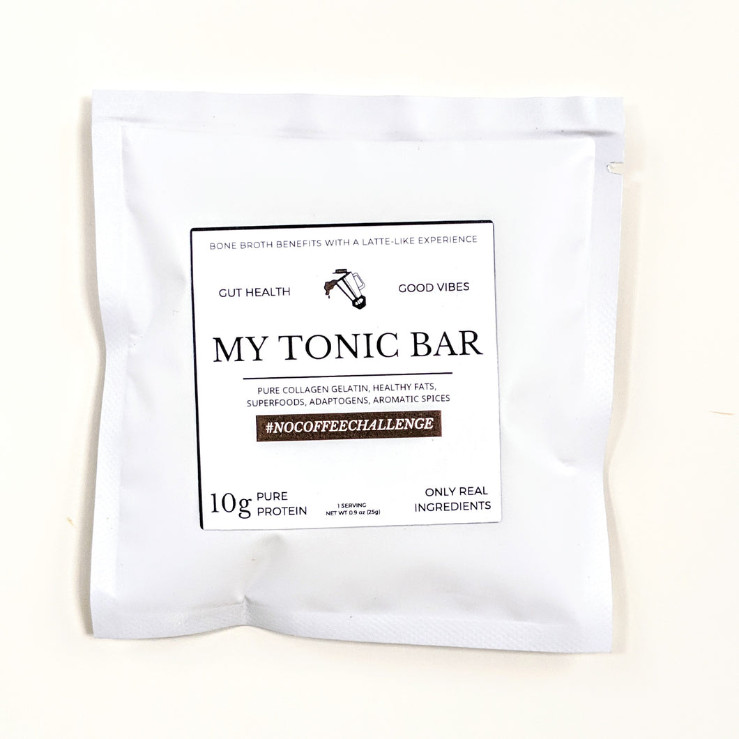 My Tonic Bar #nocoffeechallenge Coffee Substitute