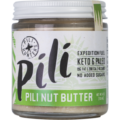 Pili Hunter Pili Nut Butter - Original