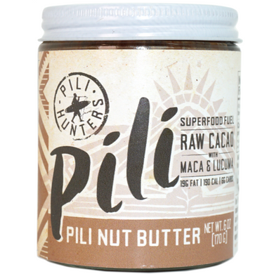 Pili Hunter Pili Nut Butter - Raw Cacao