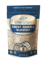 Within/Without Grain Free Granola - Blueberry