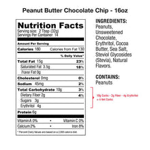 Legendary Foods Peanut Butter - Chocolate Chip