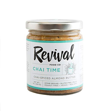 Revival Food Co Almond Butter- Chai Time