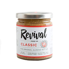 Revival Food Co Almond Butter- Classic
