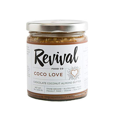 Revival Food Co Almond Butter- Coco Love