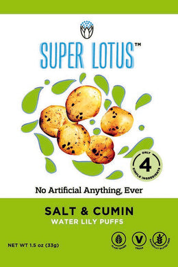 Super Lotus Salt & Cumin Lotus Puffs