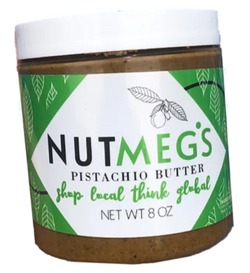 NutMegs Spreads- Pistachio Butter