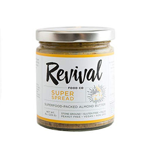 Revival Food Co Almond Butter- Super Spread