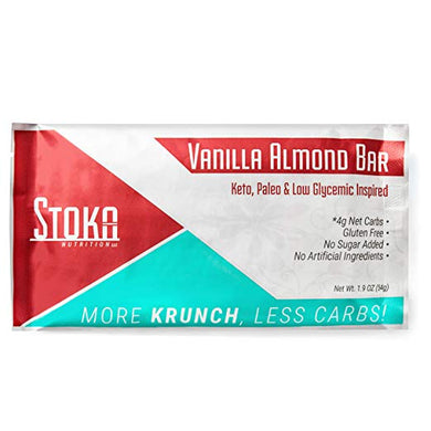 Stoka Bars- Trial Variety Pack