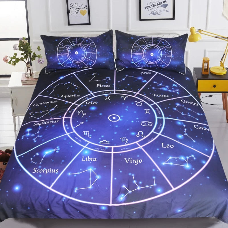 Constellations Duvet Cover Set