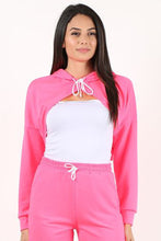 Load image into Gallery viewer, Hot Pink Style #1357 Hoodie (6pc)