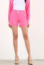 Load image into Gallery viewer, Hot Pink Jogger Short