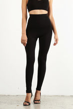 Load image into Gallery viewer, Black Leggings Style #1369 (6pcs)