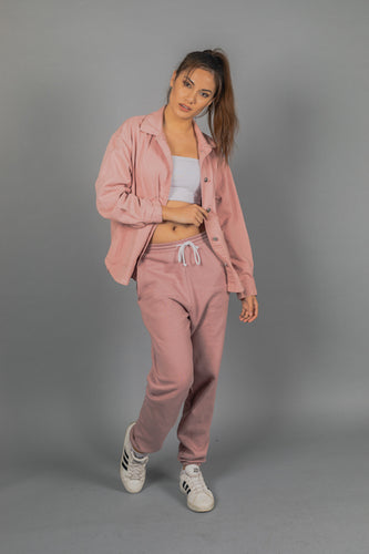 14oz Dusty Pink Classic Sweat Pant