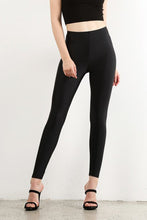 Load image into Gallery viewer, Black Shiny Disco Leggings (Bulk)