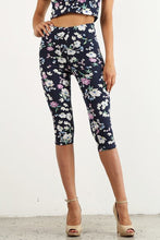 Load image into Gallery viewer, Floral Capri Style #2003C (6pc)