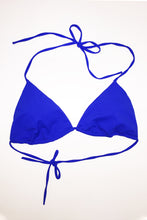 Load image into Gallery viewer, Royal Blue Bikini Top