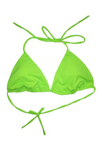 Load image into Gallery viewer, Neon Green Bikini Top