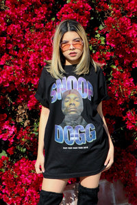 Old School Style#Snoop Dogg T Shirt (6pcs)