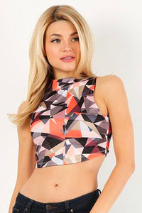 Geometric Dark Top